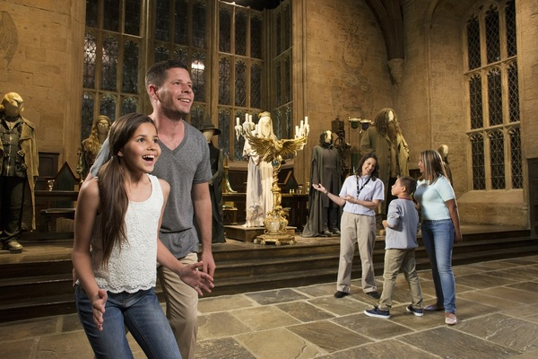 Calling all Harry Potter fans: work at WB Studio Tour UK!