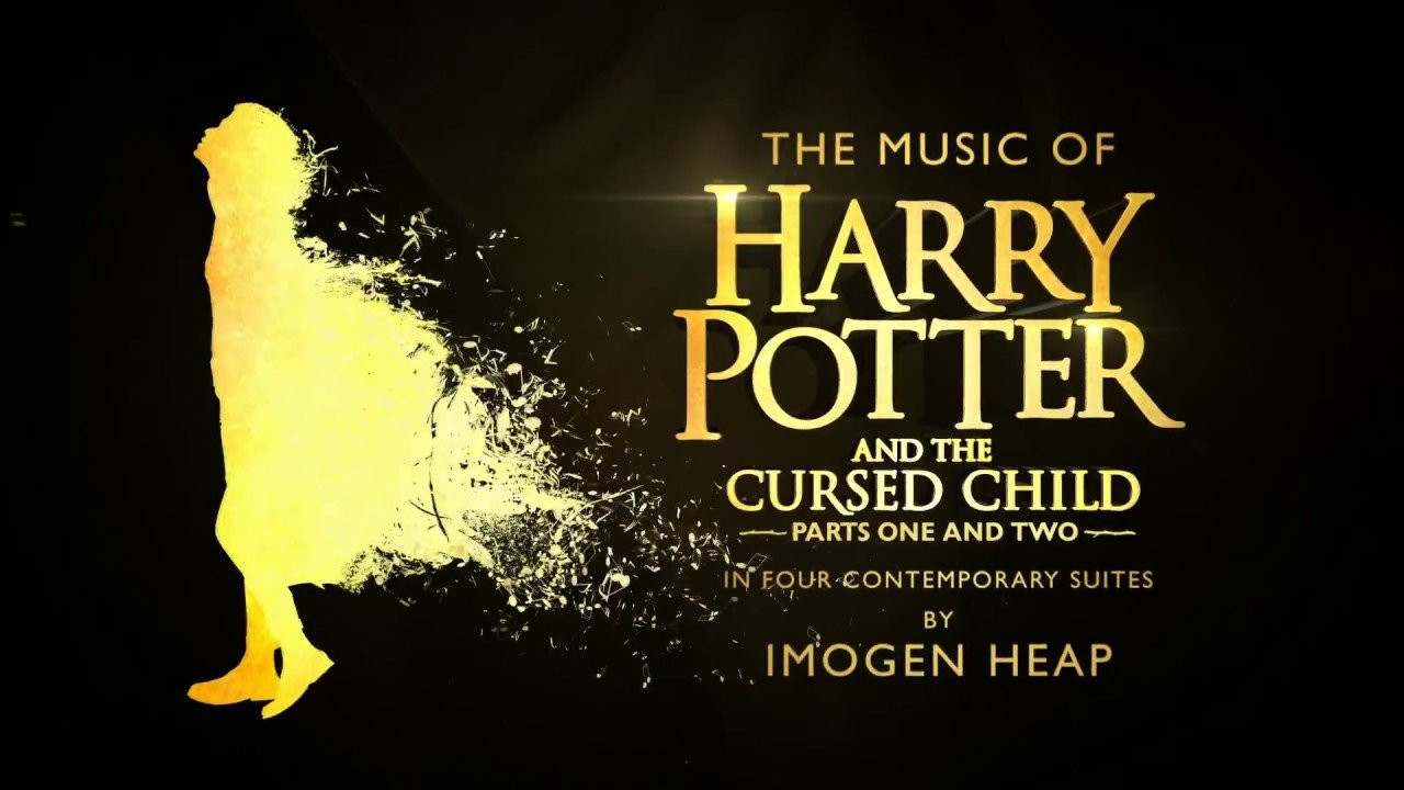 The Music of Harry Potter and the Cursed Child - Reworked music from Ellipse, Sparks, and Speak for Yourself comparison!