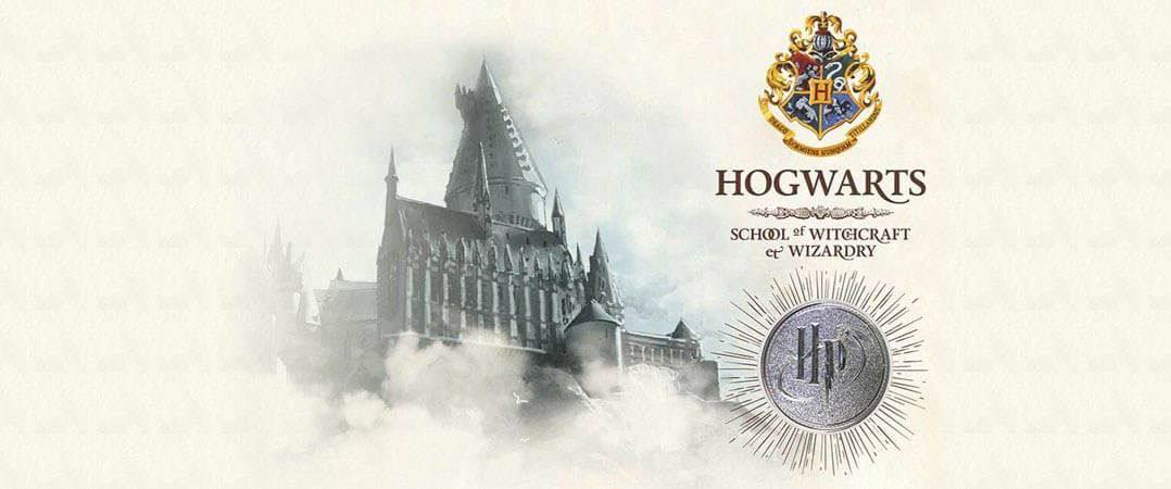 RoyalMint: Deliver the Magic Beautifully with these must have Harry Potter designed coin and medal covers
