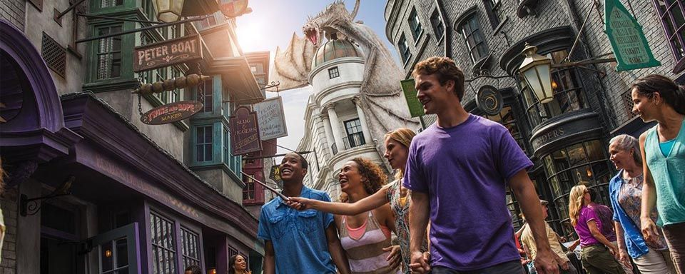 Harry Potter Universal Orlando Resort - The Wizarding World: Reviews, Questions and Photos